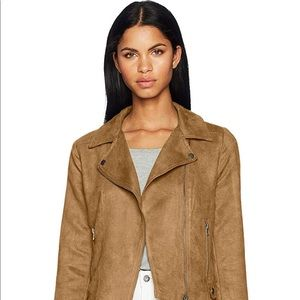 Jack by BB Dakota Women's Faux Suede Jacket